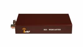 Professional SDI/AV Webcaster