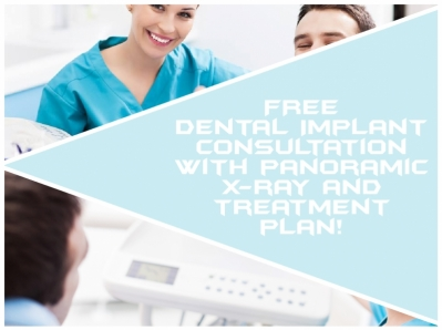 Dental Implant only 999 euro!