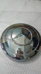 Mercedes Benz Hubcap Stainless Steel