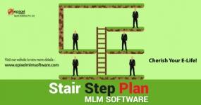 Climbing the success through Stair Step MLM Plan