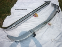 BMW 1600 Short Stainless Steel Bumper
