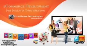 E-commerce- Online Shopping Websites Design Reasonable Price