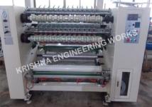 Bopp Adhesive Slitting Machine, Bopp Tape Slitting Machine
