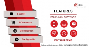 Epixel MLM Software enriched with high-end features!