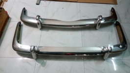 Volkswagen Karmann Ghia Type 34 Stainless Steel Bumper