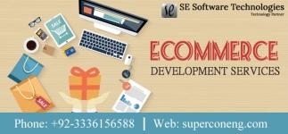 E-commerce website development in Just 130 IEP