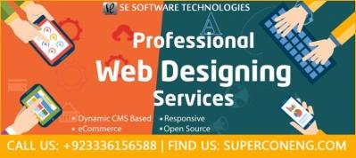 Bespoke website design - SEO