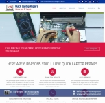 Web site design - front end and back end