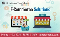 Ecommerce Website Design and Web Development