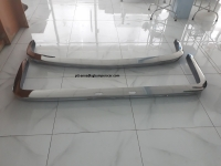 Audi 100 Stainless Steel Bumpers