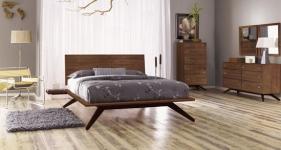 "Sereno 8"" Organic Cotton, Latex and Wool Futon"