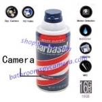 32GB Bathroom Spy Camera Shaving Cream Hidden Camera