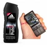 Adidas Men Shower Gle Camera Bathroom Spy Camera Wireless Spy Cell Phone DVR