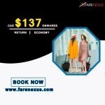 Book Return flight Toronto - Montreal $137
