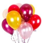 Helio balionai Vilniuje