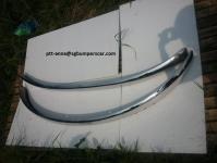 Volkswagen Beetle EU Blade Stainless Steel Bumper