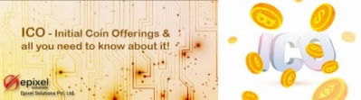 Epixel ICO development for raising your blockchain development funds!