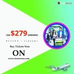 Cheap Air Tickets Return Flight ottawa-Boston  $279