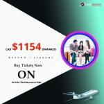 Cheap Air Tickets Return Flight Ottawa- Delhi $1154