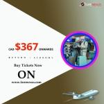 Cheap Air Tickets Return Flight Edmonton-New York $367