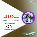 Cheap Air Tickets Halifax- Montreal $180 (One Way)