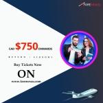 Cheap Air Tickets Return Flight Halifax- London  $750