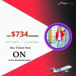 Cheap Air Tickets Return Flight Winnipeg- Bangkok $734