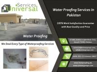 Water Proofing Service In Pakistan, Roof Leakage/ Seepage