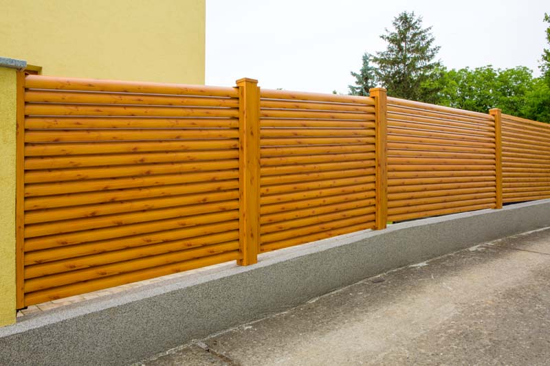 Aluminum Fences And Gates Model Plissee Oval 1000sads