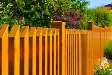 Aluminum fences and gates model TREVISO