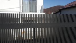 Aluminum fences and gates model EPOS