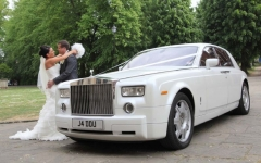 Wedding Car Hire and Chauffeur Services in London