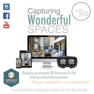3D Virtual Tours, 3D Property & Matterport Tour Company