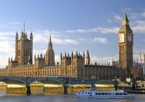 Studijos Londone 2018-2019