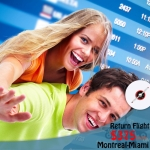 Book Return flight Montreal-Miami from CAD $375