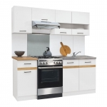 Virtuvės komplektas tik 129 eur
