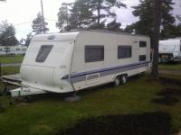 Caravan Hobby 650 kmfe Exclusive