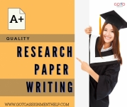 Research Paper Help Online: The smart way to write your thesis paper.