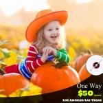 Book One way Los Angeles-Las Vegas from CAD $50