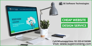 Cheap website design and Development company