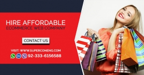 eCommerce Website Designing Company at Affordable Price