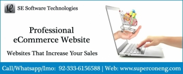 eCommerce Web design Company | Websites That Increase Your Sales‎