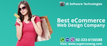 Best Ecommerce Website Design Company | SE Software