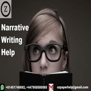 Narrative Writing Help