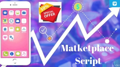 Way To Earn With Setting Up Your Own Marketplace App Now At 50% Off