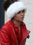 Women Santa Claus Red Jacket