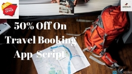 Captivate Travellers and Easily Earn With Travel Booking Script Now At 50% Off