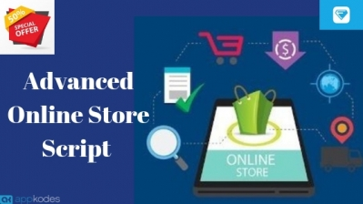 50% Off On Profitable Online Store Platform For E-Commerce Business