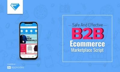 Effective b2b marketplace script
