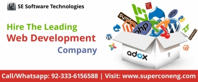 Hire the Leading Web Development Company